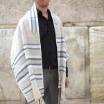 Modern Tallit in Cotton