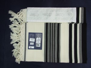 Yemenite Tallit - Mishkan Hatchelet