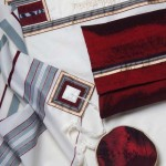 Galilee Silks Wool Tallit
