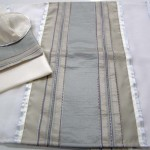 Wedding Tallit - Galilee Silks