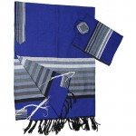 Gabrieli Tallit - Wool, Silk or Cotton