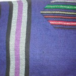 Joseph's Coat Tallit in Blue