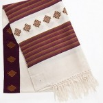 Exotic Tallit - Handwoven in Guatemala