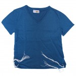 T-shirt with Tzitzit