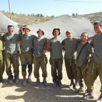 Tzitzit for IDF soldiers