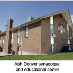 Aish HaTorah synagogue in Denver